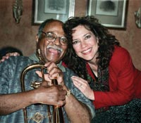 Clark Terry, Jackie Ryan
