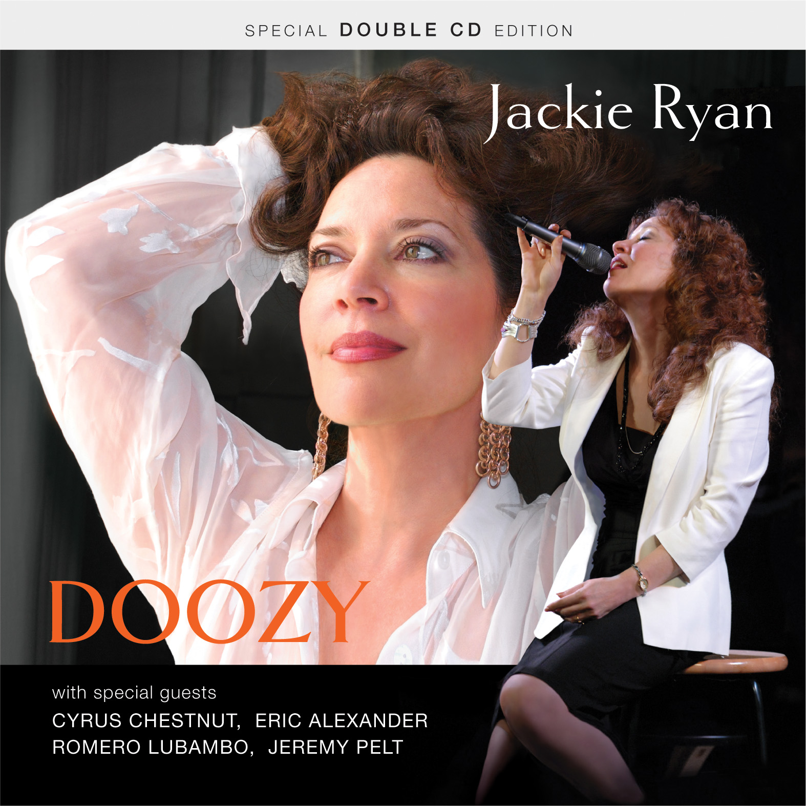"Download jazz mp3 ""Doozy"" by Jackie Ryan"